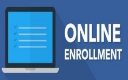 Online enrollment is open now