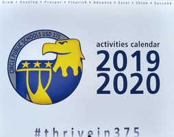 2019 - 2020 Calendar Available!