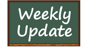 Weekly Update for the next two weeks.  11/19 - 12/2