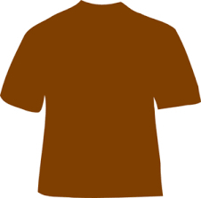 Wear brown on Tuesday 8/20
