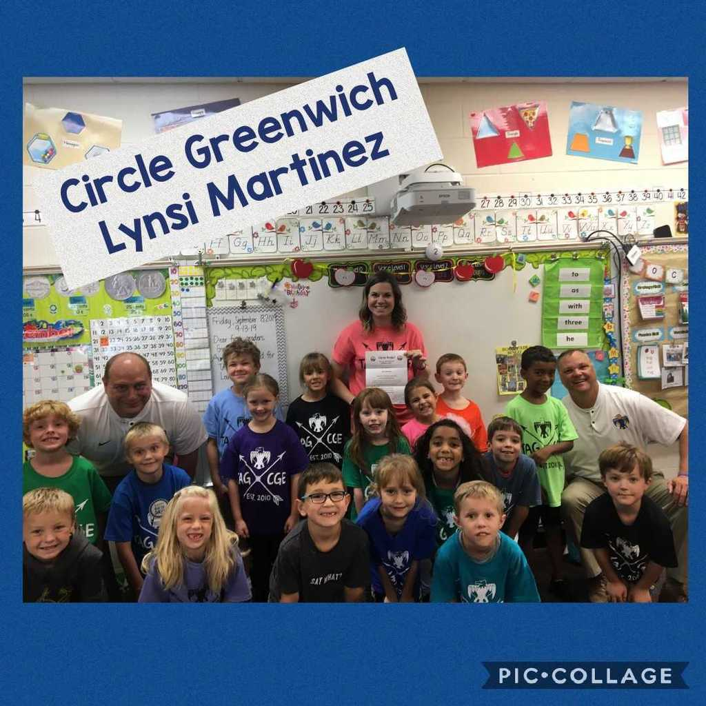 Circle Pride Martinez