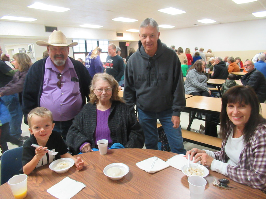 Grands with Grandparents