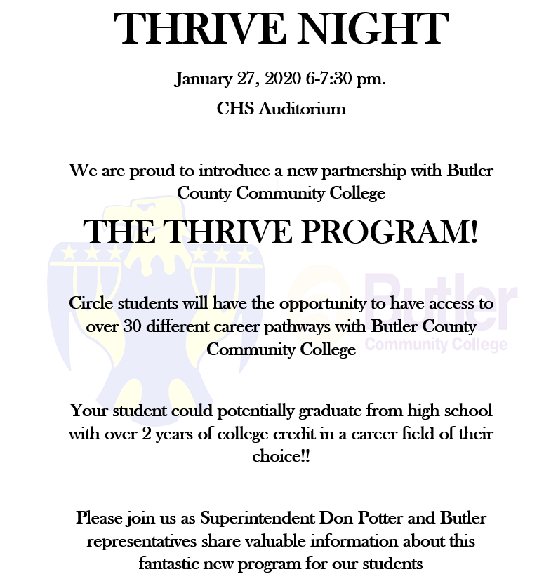 The Thrive Program