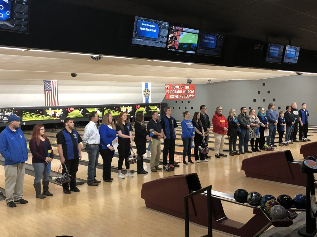 Congratulations to the Circle High bowling team!  Senior night. Thanks for everything!  #thrivein375