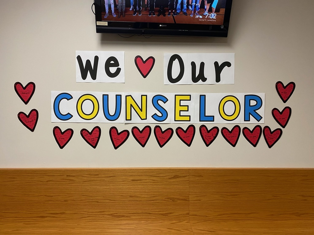 Counselor Appreciation