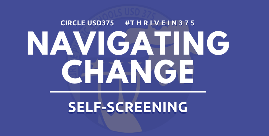 Navigating Change: Self-screening